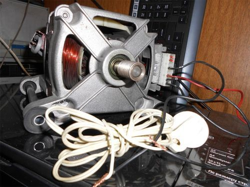 Сверлильный станок с двигателем от стиральной машинки своими руками