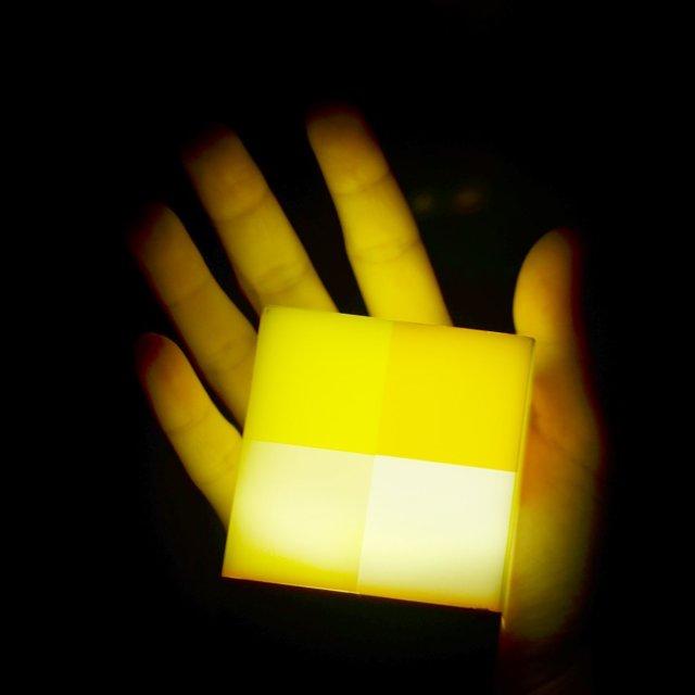 Ночник «майнкрафт» своими руками