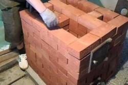 Как сделать мини печку своими руками