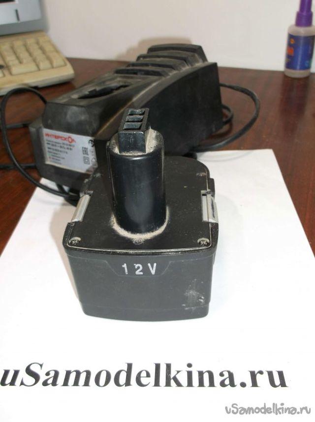 Замена nicd аккумуляторов на li в шуруповертах (подробно)