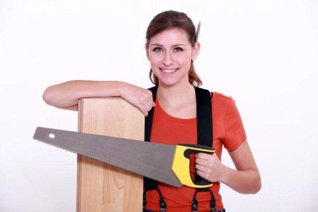Кованый нож «Ламинат» своими руками