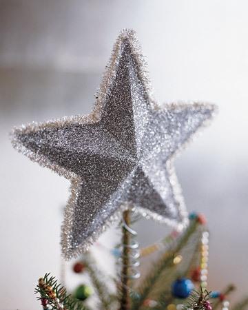 Новогодняя мигающая звездочка своими руками