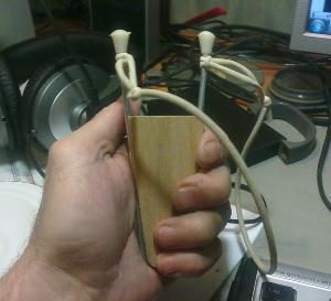 Рогатка для стрел своими руками