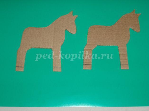 Лошадка-качалка своими руками