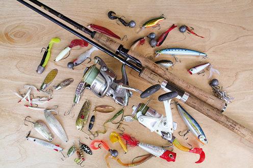 Рыболовные снасти своими руками