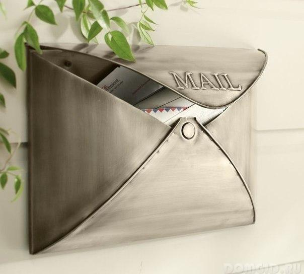 Оригинальный почтовый ящик своими руками