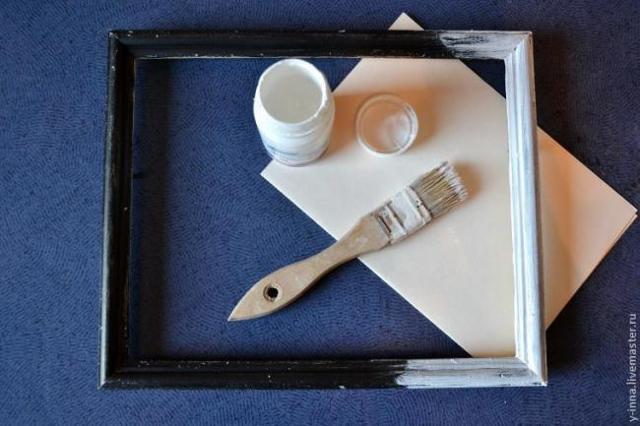Грифельная доска для записей своими руками