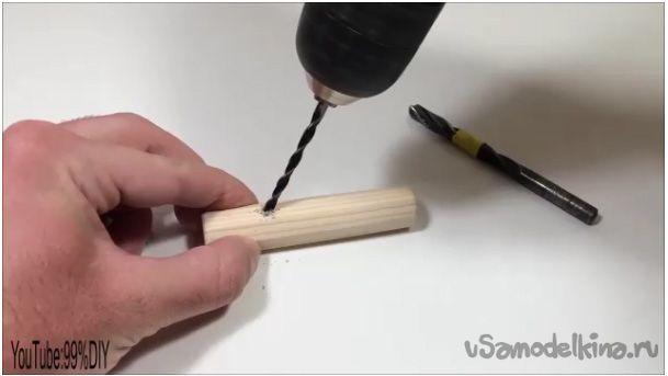 Как сделать микропаяльник своими руками