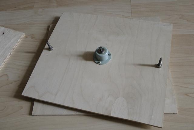 Трехосевой настольный гироскоп своими руками