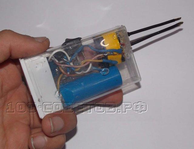 Зажигалка с индикатором газа своими руками
