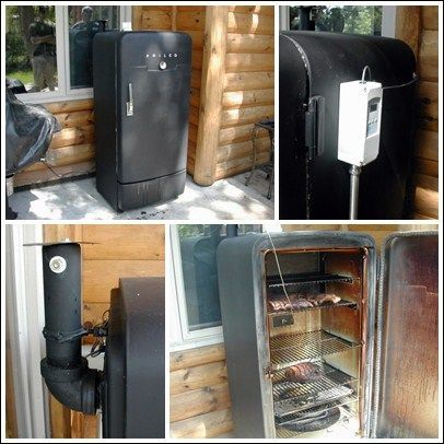 Примитивный холодильник для дачи своими руками