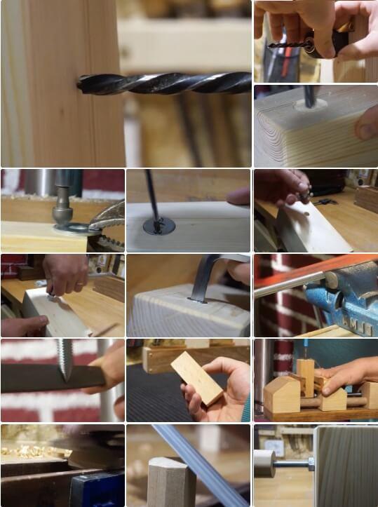 Миниатюрный токарный станок из дрели своими руками