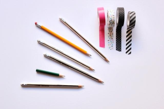 Как сделать карандаш-ручку своими руками