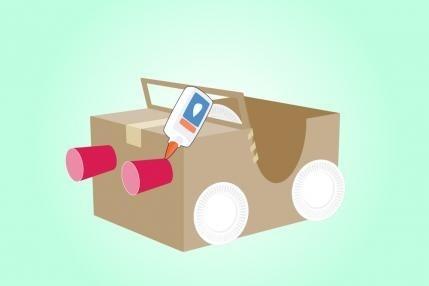 Как сделать машину для снятия зёрен с колоска из картона своими руками
