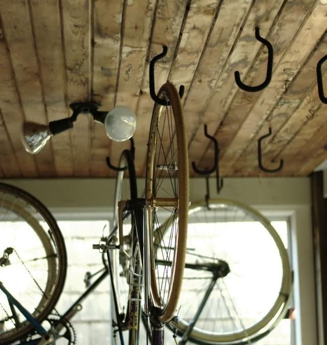 Велосипедная стойка своими руками