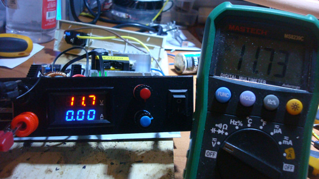 Лабораторный блок питания 12 вольт своими руками