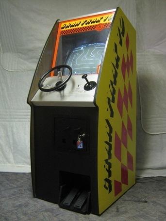 Игровой руль с педалями на компьютер своими руками