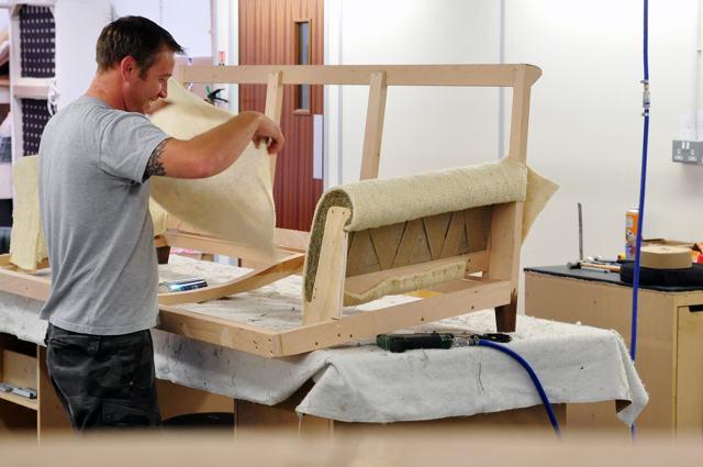 Оригинальная скамейка/банкетка своими руками