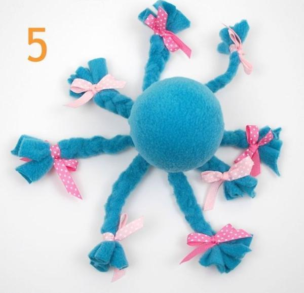Настенная сушилка «осьминог» своими руками