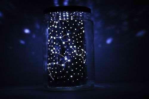 Как сделать необычный ночник в виде ночного проектора своими руками!