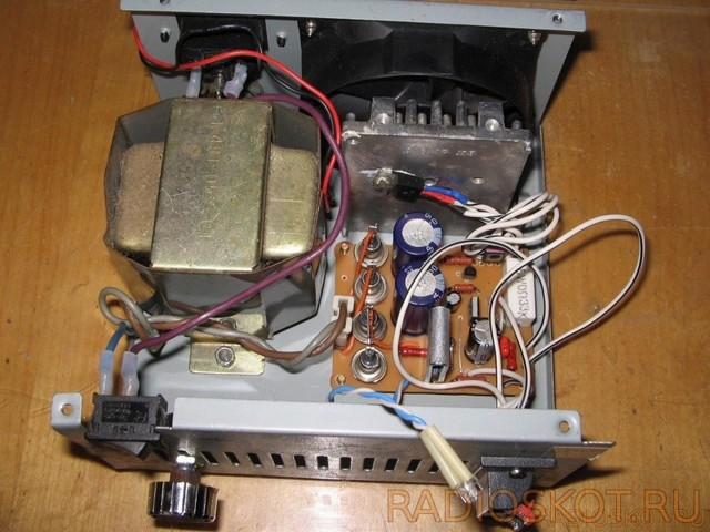 Блок питания с регулировкой тока и напряжения на энкодерах своими руками