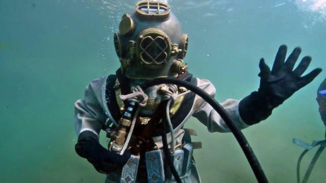 Делаем простой акваланг своими руками