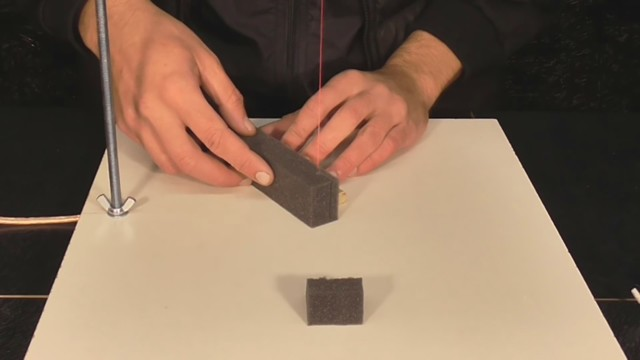 Как сделать станок для резки пенопласта своими руками