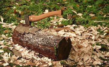 Нож «Щепка» своими руками