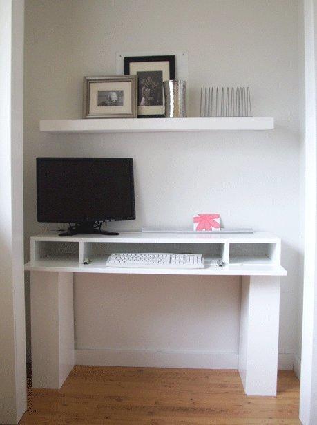k. desk project Стол-системный блок своими руками