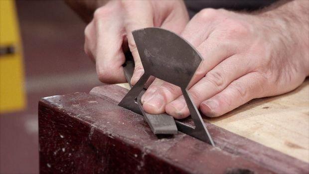 Как выковать древний нож «Улу» своими руками