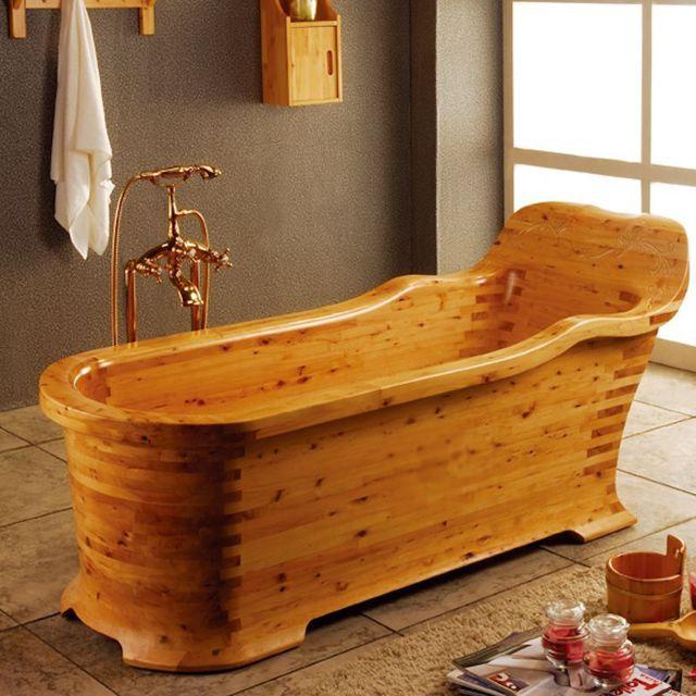 Деревянная ванна своими руками