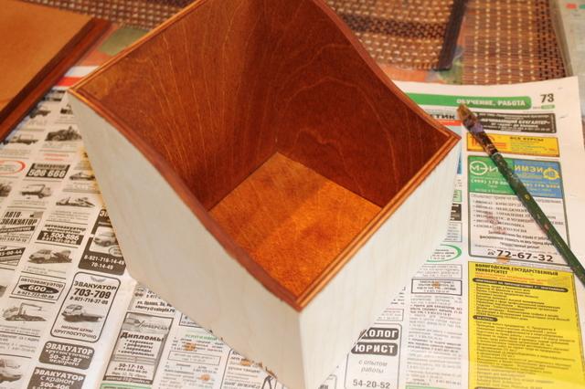 Коробочки для специй из дуба своими руками