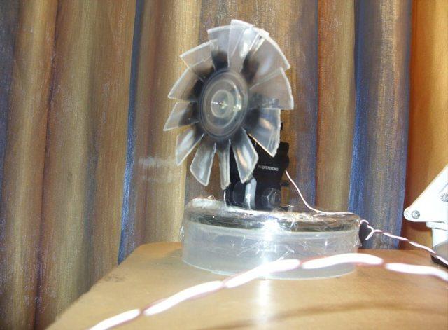 Как сделать крутой настольный usb вентилятор своими руками?