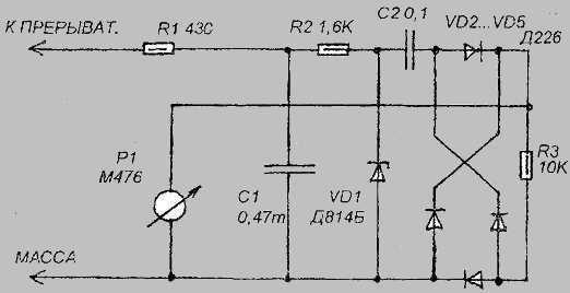 Счетчик оборотов электродвигателя  своими руками