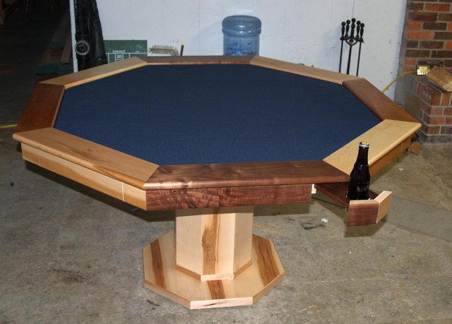 Покерный стол своими руками