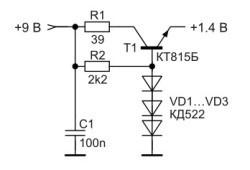 Тестер транзисторов и других радиодеталей своими руками