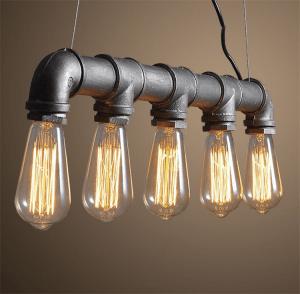 Лампа в стиле стимпанк своими руками