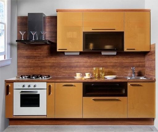 Как сделать кухонный фартук своими руками