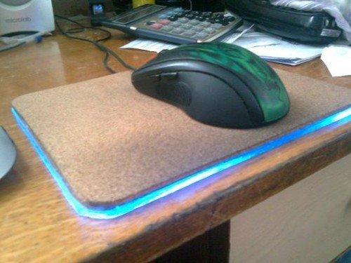 Коврик для компьютерной мышки своими руками