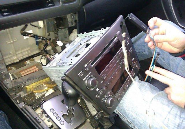 Стационарный usb-разъем в автомобиль своими руками