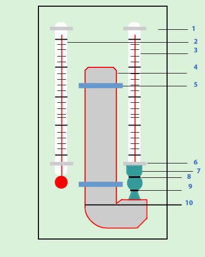 Гигрометр из дерева (датчик влажности воздуха) своими руками