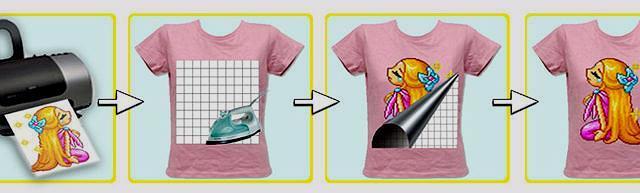 Как отбелить рисунок на футболке своими руками