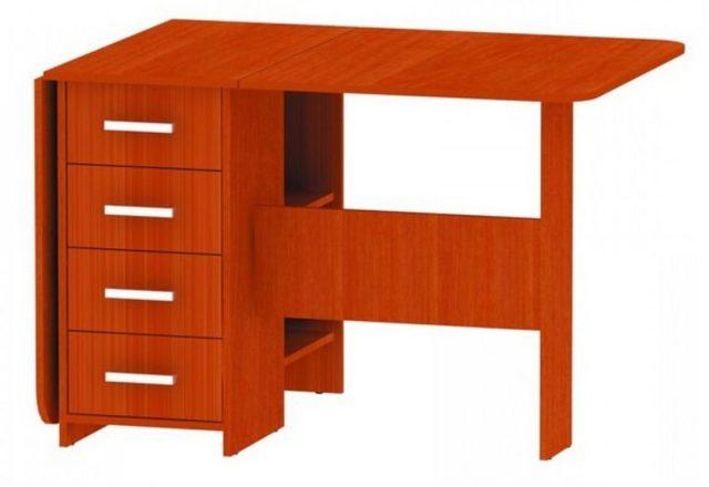 Деревянный офисный стол своими руками