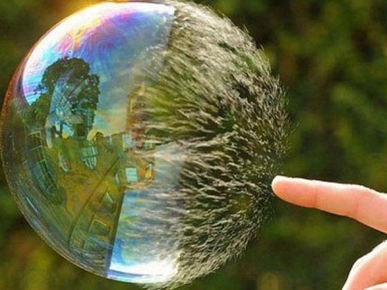 Рецепт мыльных пузырей, самоделка своими руками