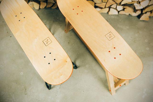 Скейтборд своими руками