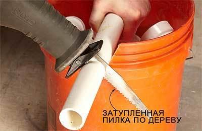 Насадка для шуруповерта - сабельная пила своими руками