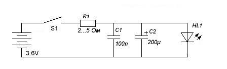 Линейный лазер из указки своими руками