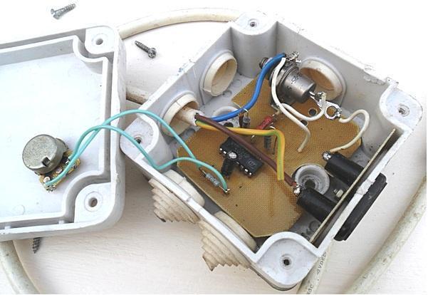 Контроллер плавного пуска для станка своими руками