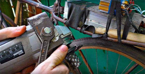 Электровелосипед своими руками на основе двигателя bbshd (1700 Ватт/58В)