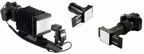 Домашний сканер фотопленок своими руками